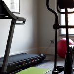 exercise equipment at home